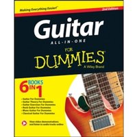 Guitar All-In-One For Dummies : Book + Online Video & Audio Instruction