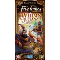 Five Tribes: Whims of The Sultan Expansion Board Game