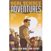 Atomic Robo Presents  Real Science Adventures: Volume 1