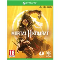 Mortal Kombat 11 Xbox One Game (with Shao Kahn DLC)