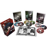 Akame Ga Kill Collection 2 (Episodes 13-24) Deluxe Collectors Edition Blu-ray