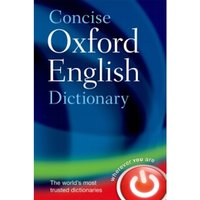 Concise Oxford English Dictionary: Main edition by Oxford Dictionaries (Hardback, 2011)