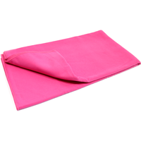 Quick Drying Microfiber Towel. Lightweight Home & Gym M&W Pink Large (90x180cm)