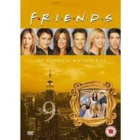 Ex-Display Friends: Complete Season 9 New Edition DVD