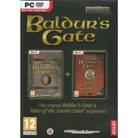 Baldur's Gate and Tales of the Sword Coast Expansion Game
