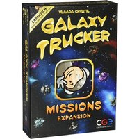 Galaxy Trucker Missions Expansion
