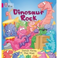 Dinosaur Rock : Band 01a Pink a