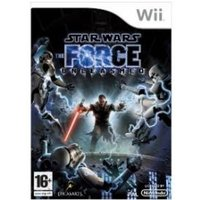 Ex-Display Star Wars The Force Unleashed Game