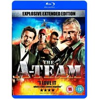 The A-Team (Extended Explosive Edition) Blu-ray