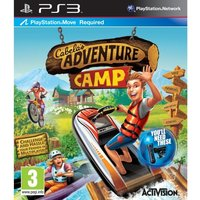 PlayStation Move Cabelas Adventure Camp Game PS3