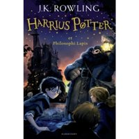 Harry Potter and the Philosopher's Stone Latin : Harrius Potter et Philosophi Lapis (Latin)