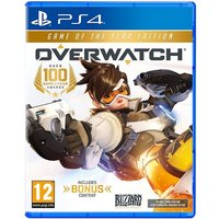 Overwatch Game Of The Year (GOTY) PS4 Game