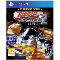 Pinball Arcade Season 2 PS4 Game