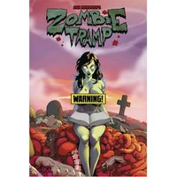 Zombie Tramp Year 1: (Risque Cover Deluxe Hardcover)