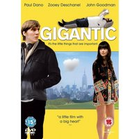 Gigantic DVD