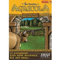 Agricola Even More Buildings Big and Small Expansion Pack