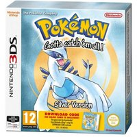 Pokemon Silver (Download Code) 3DS Game