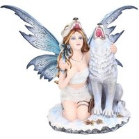 Wilderness Calls Fairy Figurine