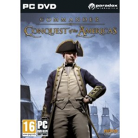 Commander Conquest Of The Americas Game