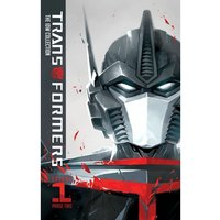 Transformers Collection Phase Two Hardcover