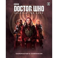 The Gamemaster's Companion: Doctor Who RPG