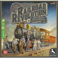 Railroad Revolution Board Game