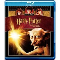 Harry Potter and the Chamber of Secrets 'Year Two' [Blu-Ray]
