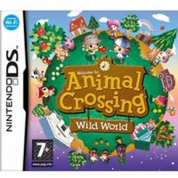 Animal Crossing Wild World Game