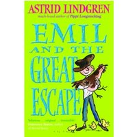 Emil and the Great Escape by Astrid Lindgren (Paperback, 2008)