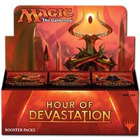 Magic the Gathering: Hour of Devastation Booster Box (36 Packs)