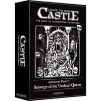 Escape the Dark Castle Adventure Pack 2: Scourge of the Undead Queen Expansion
