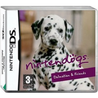 Nintendogs Dalmatian & Friends Game