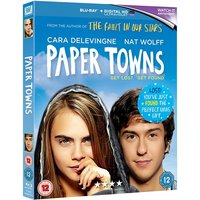 Paper Towns Blu-ray DVD