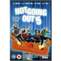 Not Going Out - Complete Series 5 DVD