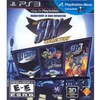 Ex-Display The Sly Trilogy Collection (Move Compatible) Game