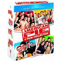 American Pie 4 Film Collection Blu-Ray (With UV)