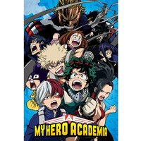 My Hero Academia - Cobalt Blast Group Maxi Poster