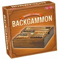 Backgammon - Classic Wooden Game