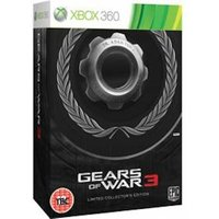Gears Of War 3 Limited Collector's Edition Game