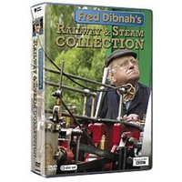 Fred Dibnah's Railway Collection/ Fred Dibnah's Steam Collection DVD