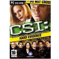 CSI Crime Scene Investigation Hard Evidence Game