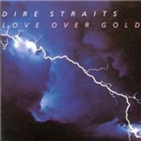 Love Over Gold Dire Straits CD
