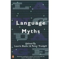 Language Myths by Laurie Bauer (Paperback, 1998)