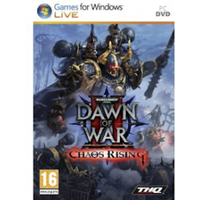 Warhammer 40000 Dawn Of War II 2 Chaos Rising Game