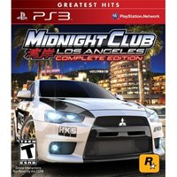 Midnight Club Los Angeles Complete Edition (Greatest Hits)