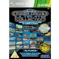 Ex-Display SEGA Mega Drive Ultimate Collection Game (Classics)