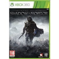Middle-Earth Shadow of Mordor Xbox 360 Game