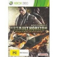 Ace Combat Assault Horizon Limited Edition Game