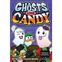 Ghosts Love Candy Card Game