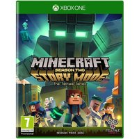 Minecraft Story Mode Season 2 Pass Disc Xbox One Game